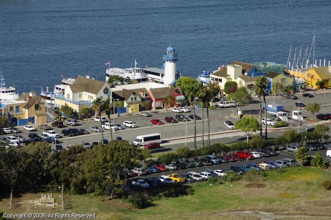 Marina Del Rey Lighthouse