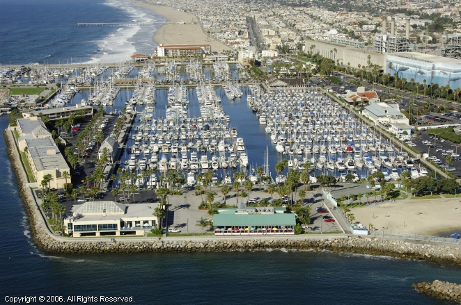 Yacht Club Way Redondo Beach Ca