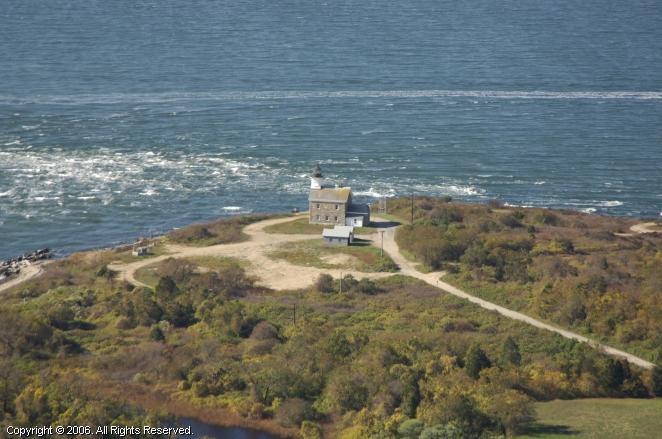 Plum Island Light (Plum Gut Light)