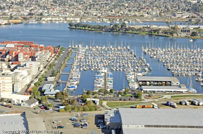 Marina (CA) United States  city pictures gallery : Fortman Marina in Alameda, California, United States