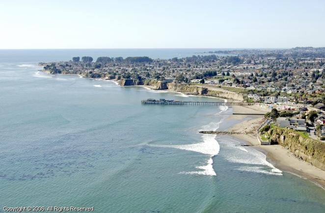 Capitola (CA) United States  city photo : Soquel Cove Mooring in Capitola, California, United States