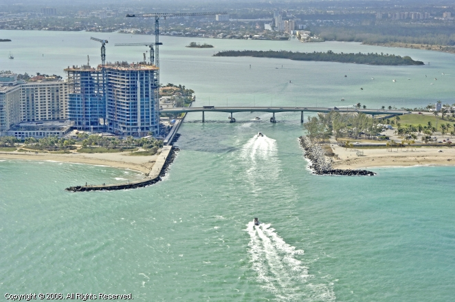 Bakers Haulover Inlet