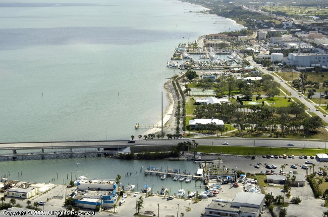 Fort Pierce (FL) United States  City new picture : Fort Pierce Yacht Club in Fort Pierce, Florida, United States