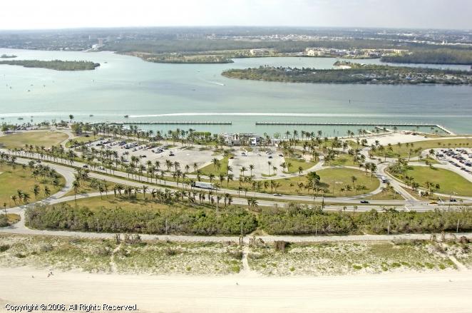 Bill Bird Marina - Haulover Beach Park