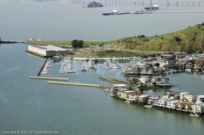 Richmond (CA) United States  city photo : Richmond Yacht Club in Point Richmond, California, United States