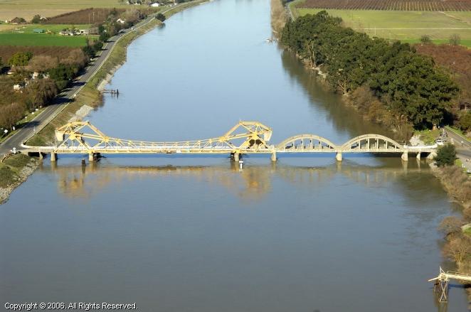 Isleton Bascule Bridge