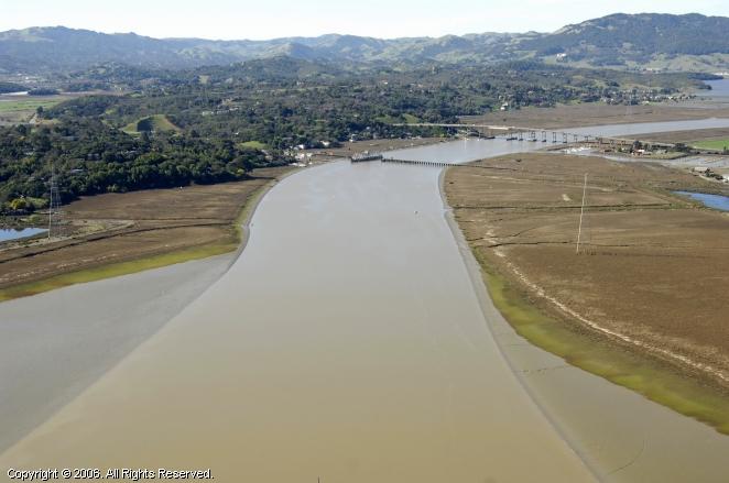 Petaluma River Inlet
