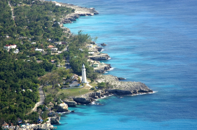 Negril Point Lighthouse