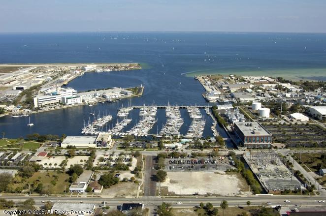 Saint Petersburg United States  city photos : ... Marina at Bayboro in Saint Petersburg, Florida, United States