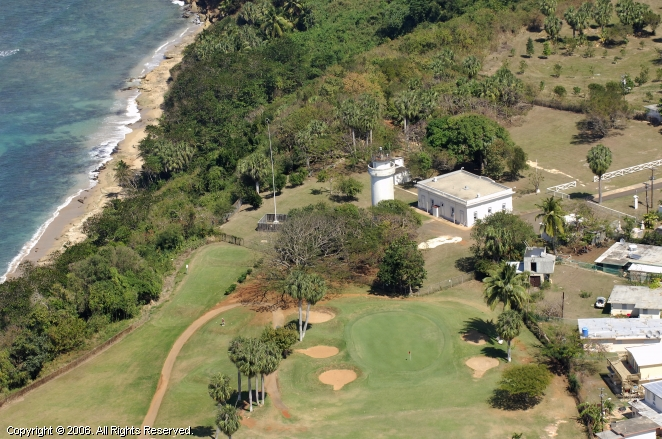 Punta Borinquen Lighthouse