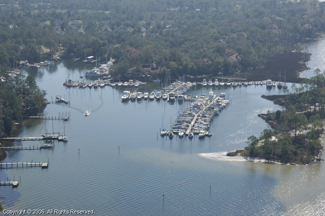 Niceville (FL) United States  City pictures : Bluewater Bay Marina in Niceville, Florida, United States