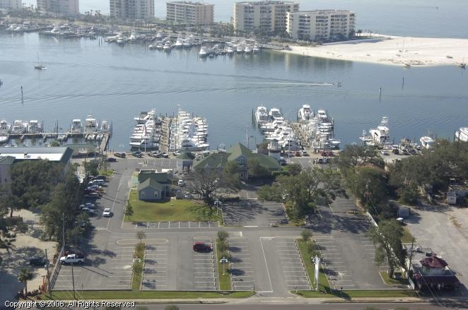 Destin Fishing Fleet Marina