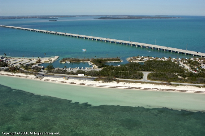Bahia Honda State Park In Big Pine Key Florida United States