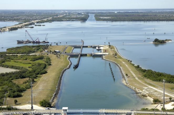 Cape Canaveral (FL) United States  City pictures : Cape Canaveral Canal Lock, , Florida, United States