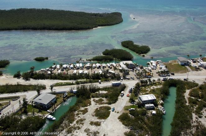 Geiger Key Marina Rv Park In Key West Florida United States