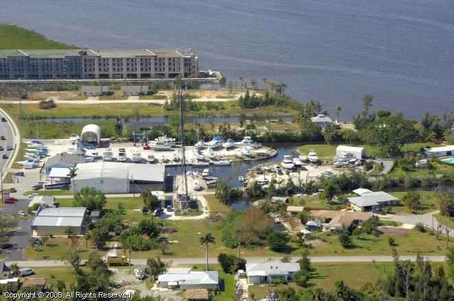Punta Gorda (FL) United States  city photo : Punta Gorda Marina in Punta Gorda, Florida, United States