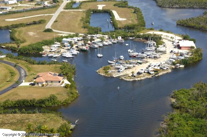 Punta Gorda (FL) United States  City pictures : Riviera Marina in Punta Gorda, Florida, United States