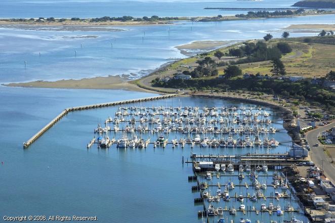 Spud Point Marina