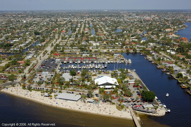 Cape Coral (FL) United States  city photos gallery : Cape Coral Yacht Basin in Cape Coral, Florida, United States