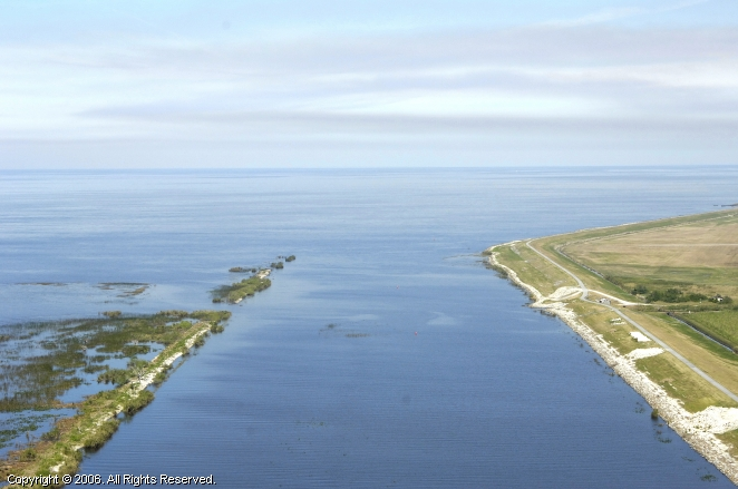 Torry Island Inlet