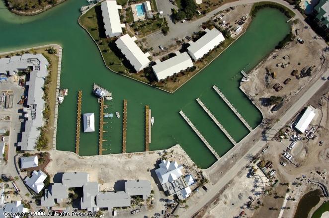 South Seas Island Resort Marina