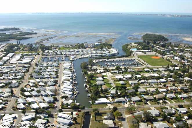 Bradenton (FL) United States  city photos gallery : Trailer Estates Marina in Bradenton, Florida, United States