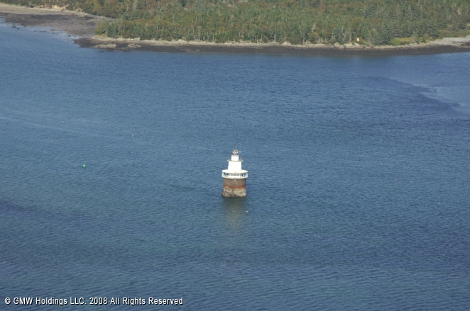 Lubec Channel Light- The Sparkplug