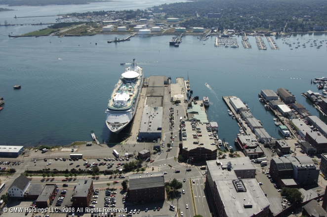 South Portland (ME) United States  city pictures gallery : Maine State Pier, Portland, Maine, United States
