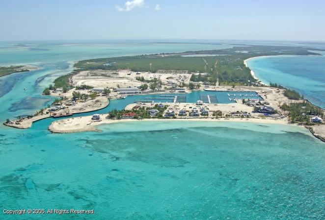 Chub Cay Club Marina