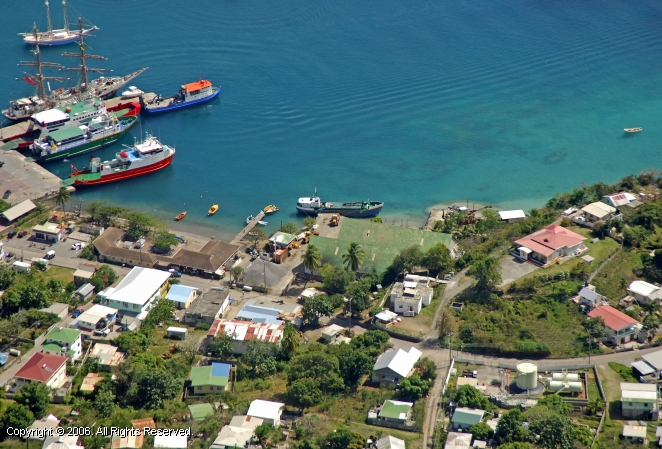 Bequia Marina