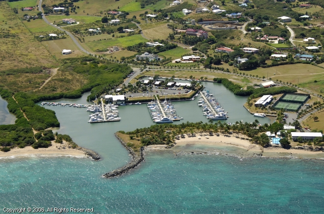 Green Cay Marina