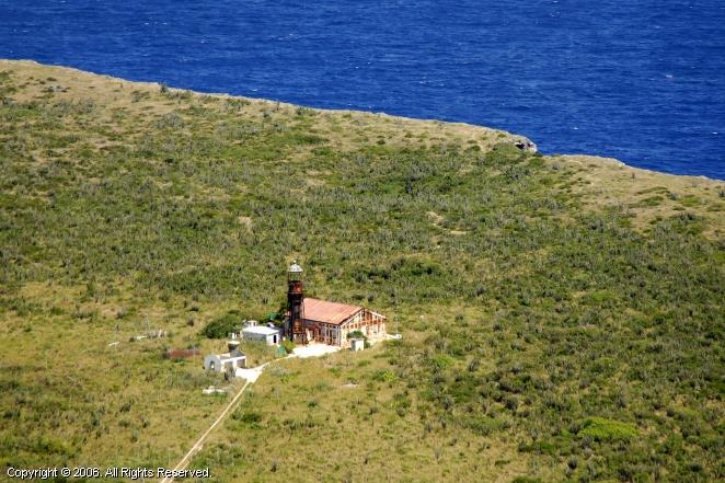 Isla De Mona Lighthouse