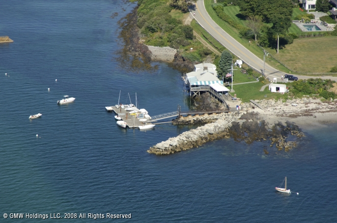 Scarborough (ME) United States  City pictures : Prouts Neck Yacht Club in Scarborough, Maine, United States