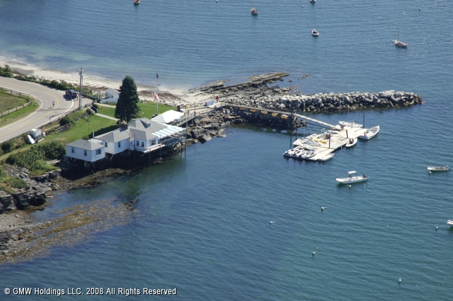 Scarborough (ME) United States  city images : Prouts Neck Yacht Club in Scarborough, Maine, United States