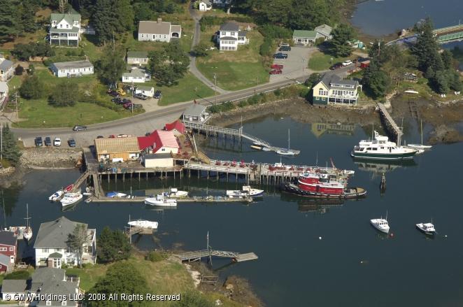 Robinson's Wharf