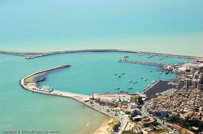 Licata Darsena Centrale Marina