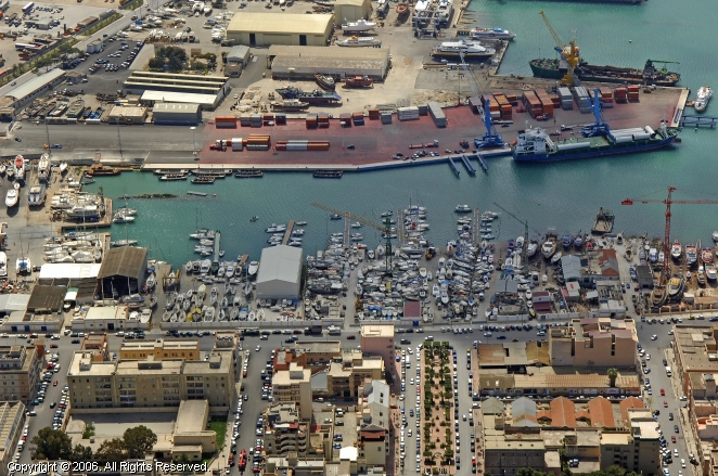 Trapani Boat Service Marina