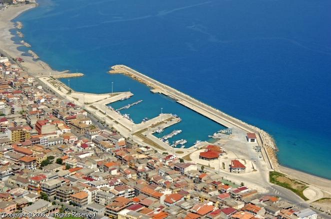 Ciro Marina Italy  city photos : Ciro Marina Port in Calabria, Italy