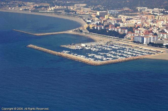 L 39 hospitalet de l 39 infant marina in catalonia spain for Hospitalet del infant