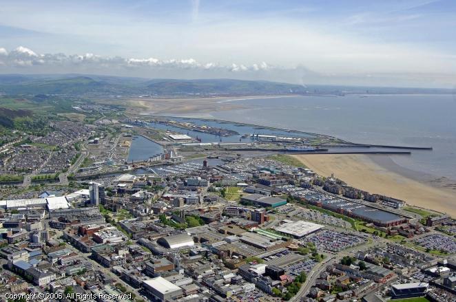 Swansea United Kingdom  city photos gallery : Swansea, Swansea, Wales, United Kingdom