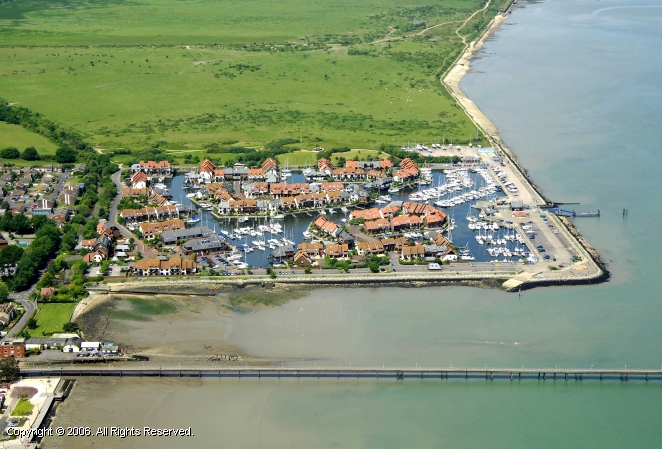 Hythe United Kingdom  city photos gallery : Hythe Marina Village in Southampton, Hampshire, England, United ...