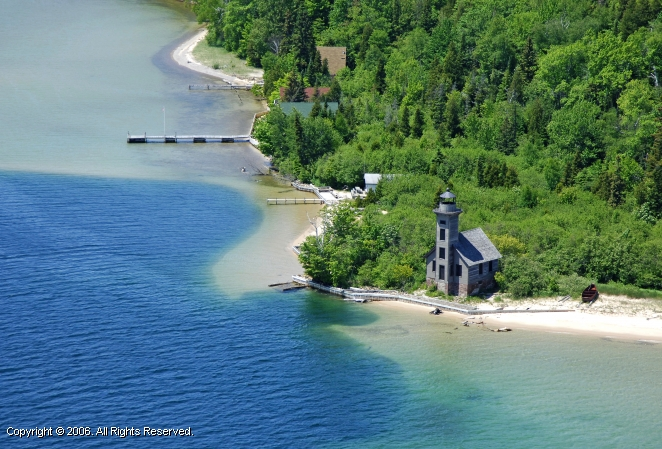 Grand East Channel Lighthouse