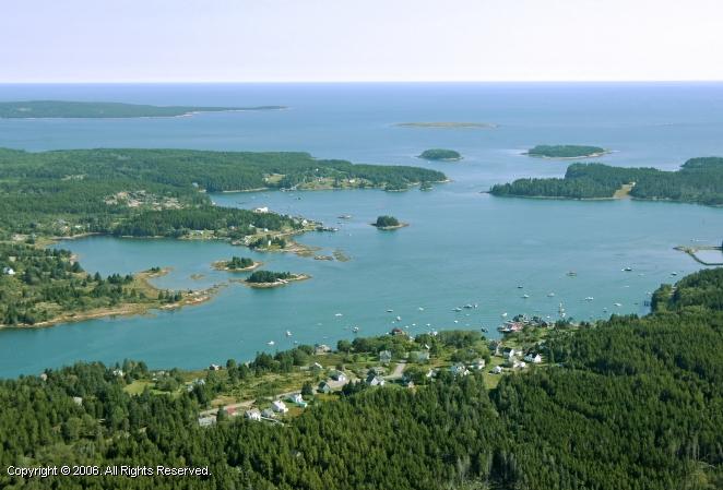 Maine State Ferry Swans Island