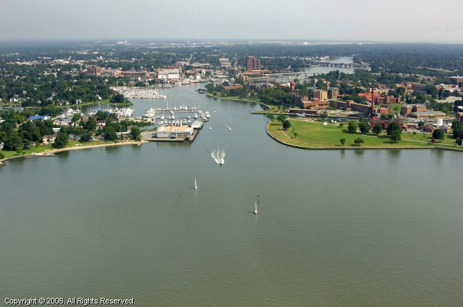Hampton (VA) United States  City new picture : Hampton River Inlet, Hampton, Virginia, United States