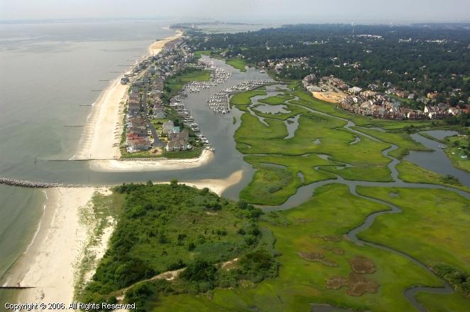 Hampton (VA) United States  City pictures : Salt Ponds Inlet, Hampton, Virginia, United States