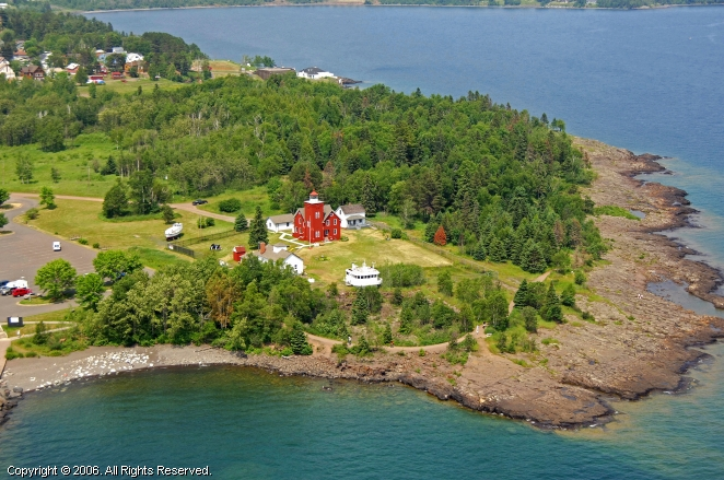 Two Harbors Lighthouse