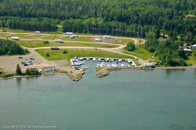 Portage (IN) United States  city photo : Grand Portage Marina in Grand Portage, Minnesota, United States