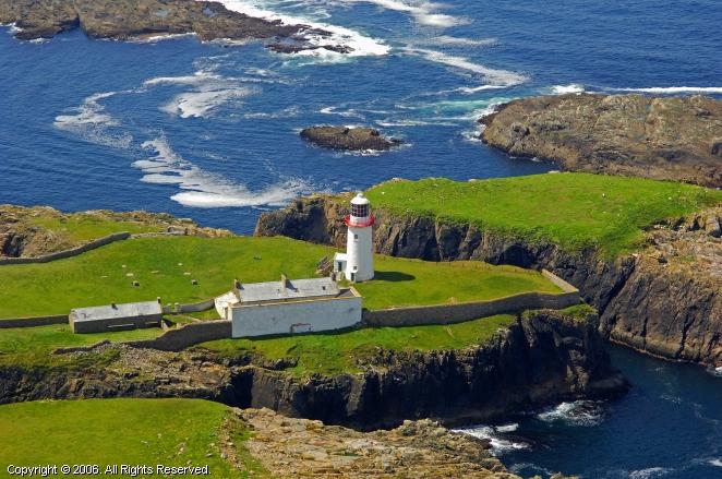 Rathlin O'Birne Light