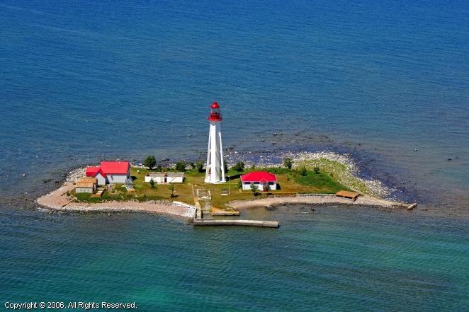 Caribou Island Lighthouse