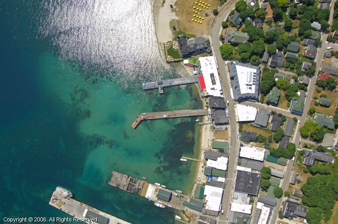 Pellston (MI) United States  City pictures : Mackinac Island Sheplers Ferry, Mackinaw City, Michigan, United States